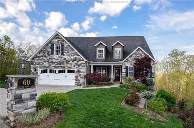 Single Family Home For Sale: 60 Castle Pine Lane