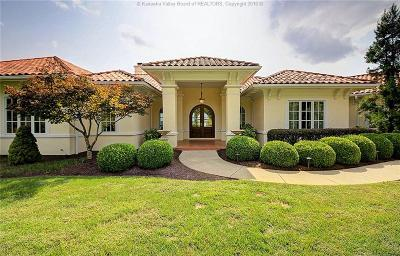 Single Family Home For Sale: 1287 Quail Pointe Drive