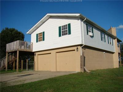Red House Single Family Home For Sale: 867 Shart Run Road