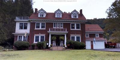 Single Family Home For Sale: 5120 Kanawha Avenue SE