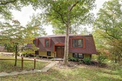 Poca Single Family Home For Sale: 840 Evergreen Circle