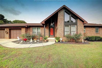 Scott Depot Single Family Home For Sale: 308 E Beechwood Drive