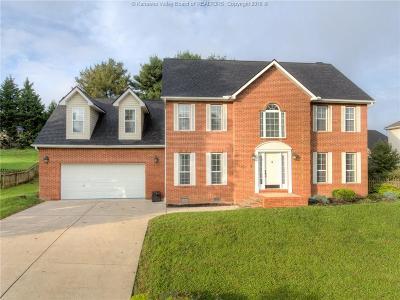 Hurricane Single Family Home For Sale: 1112 Fieldcrest Drive