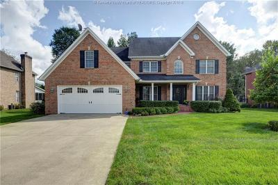 Winfield Single Family Home For Sale: 106 Waterside Circle