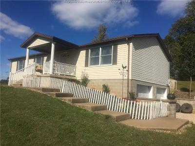 Ripley Single Family Home For Sale: 126 Dasher Lane