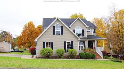 Scott Depot Single Family Home For Sale: 101 Heather Lane