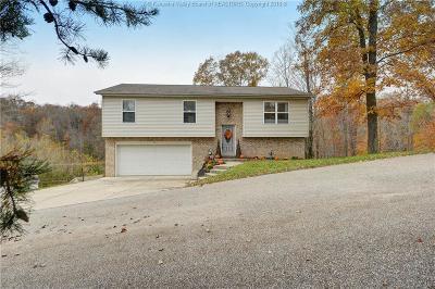 Hurricane Single Family Home For Sale: 10 Poplar Hills