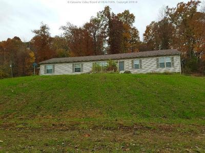 Ripley Single Family Home For Sale: 1085 Zion Ridge Road
