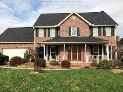 Scott Depot Single Family Home For Sale: 205 Sun Valley Estates