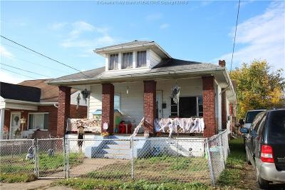 Dunbar Multi Family Home For Sale: 109 7th Street