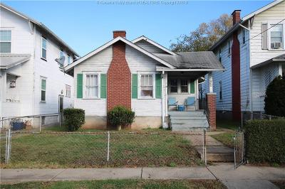 Dunbar Multi Family Home For Sale: 1310 West Virginia Avenue
