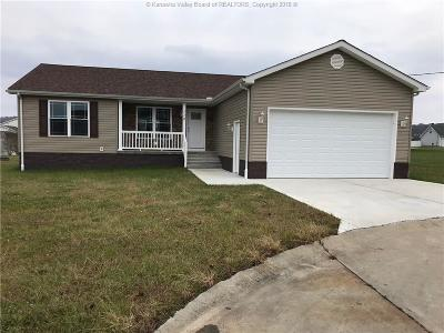 Ripley Single Family Home For Sale: 112 Old Rosebud Drive