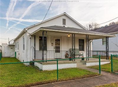 Nitro Single Family Home For Sale: 1021 10th Street