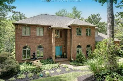 Single Family Home For Sale: 154 Whispering Woods Road