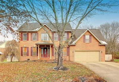Hurricane Single Family Home For Sale: 156 Dogwood Circle