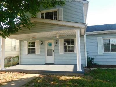 Saint Albans Single Family Home For Sale: 2016 Grant Street