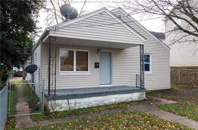 Saint Albans Single Family Home For Sale: 2313 Kanawha Terrace