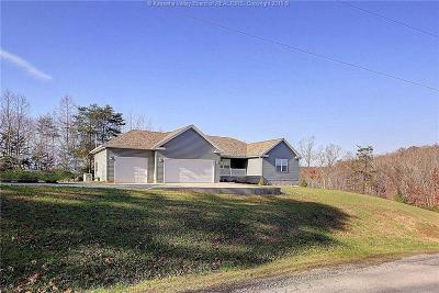 Fraziers Bottom Single Family Home For Sale: 2415 Evergreen Road