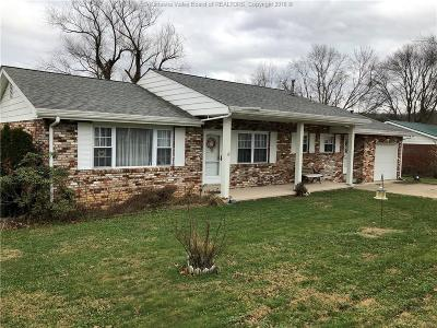 Hurricane Single Family Home For Sale: 8 White Rock Drive
