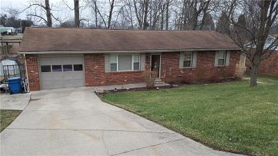 Culloden Single Family Home For Sale: 1053 Jane Drive