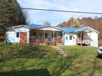 Smithfield WV Single Family Home For Sale: $129,900