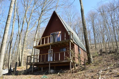 Middlebourne WV Single Family Home For Sale: $79,900