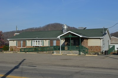 Paden City WV Commercial For Sale: $179,000