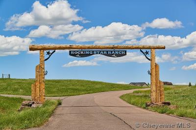 Cheyenne Residential Lots & Land For Sale: Lot 142 North Ridge Dr
