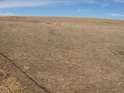Cheyenne Residential Lots & Land For Sale: Tract 6 Chuck Wagon Rd