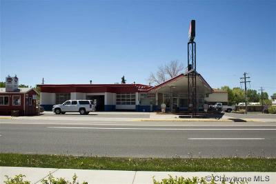 Laramie Commercial For Sale: 2208 Grand Ave