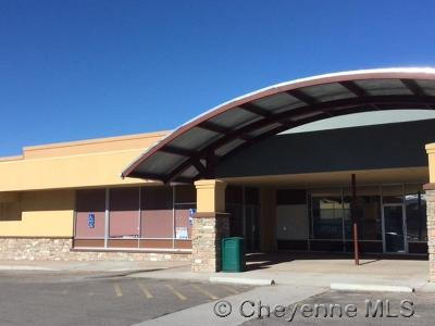 Cheyenne Commercial For Sale: 515 E Carlson St #5