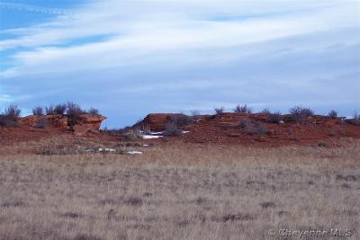 Laramie Residential Lots & Land For Sale: Lot 21 The Buttes
