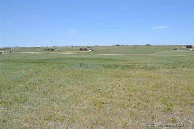 Cheyenne Residential Lots & Land For Sale: Tr 46 Blue Mtn Rd
