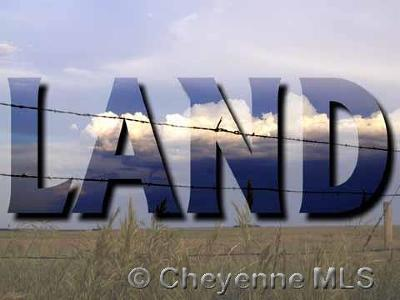 Cheyenne Residential Lots & Land For Sale: Tract 23 Latigo Loop