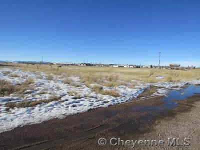 Laramie Residential Lots & Land For Sale: TBD Commerce Dr