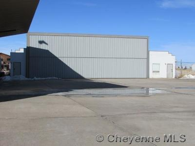 Laramie Commercial For Sale: Brees Field