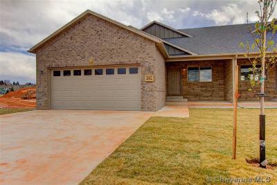 Laramie Condo/Townhouse For Sale: 2702 Knadler