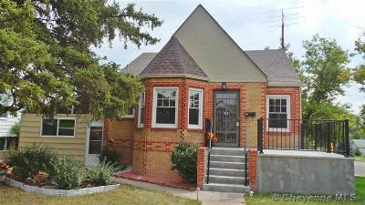 Cheyenne WY Single Family Home Temp Active: $309,900