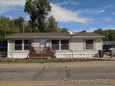 Cheyenne WY Single Family Home For Sale: $42,900