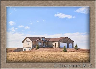 Cheyenne WY Single Family Home Temp Active: $380,000