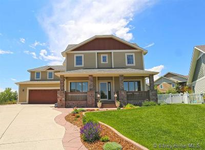 Cheyenne WY Single Family Home Temp Active: $615,000