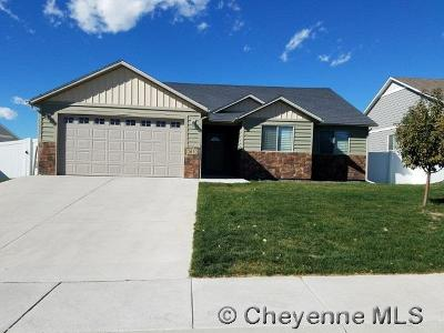 Saddle Ridge Single Family Home For Sale: 3610 Gunsmoke Rd