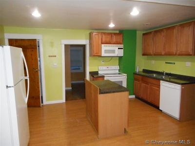 Cheyenne WY Single Family Home For Sale: $144,900