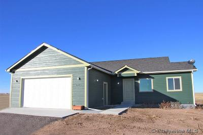 Cheyenne WY Single Family Home For Sale: $327,000