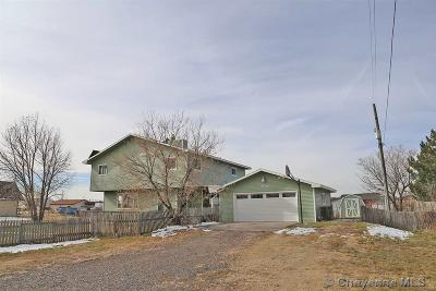 Cheyenne WY Single Family Home For Sale: $389,900
