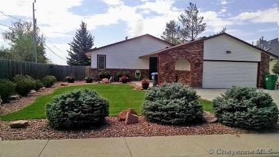 Cheyenne WY Single Family Home Temp Active: $364,900