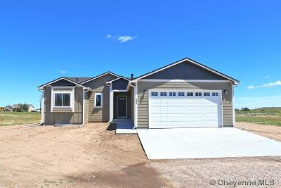 Cheyenne WY Single Family Home For Sale: $300,000