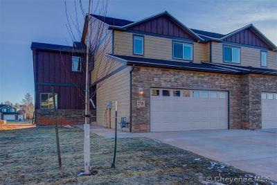 Laramie Condo/Townhouse For Sale: 2718 Knadler
