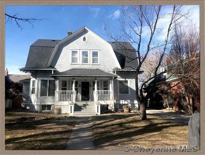 Original City Single Family Home For Sale: 908 E 18th St