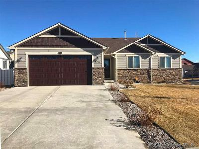 Saddle Ridge Single Family Home For Sale: 3211 Fire Side Dr